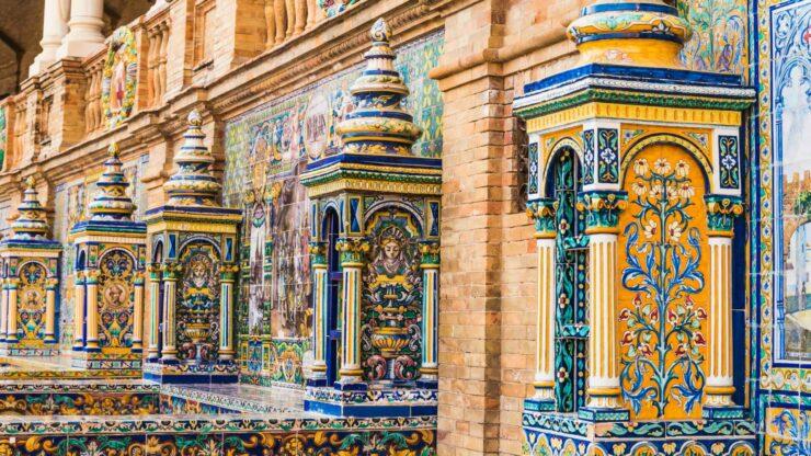 Andalusië Sevilla