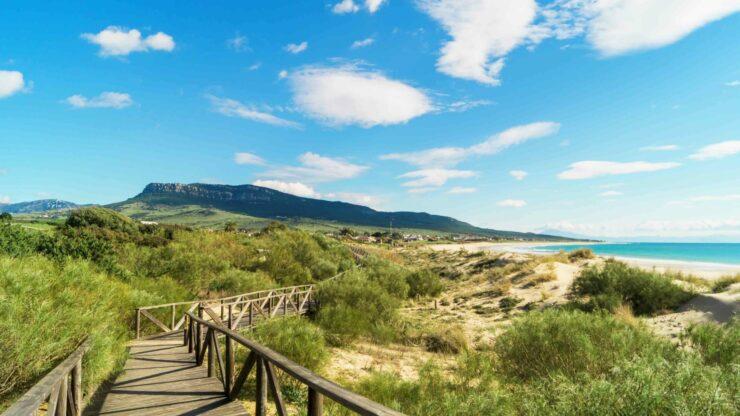 Andalusië strand Bolonia