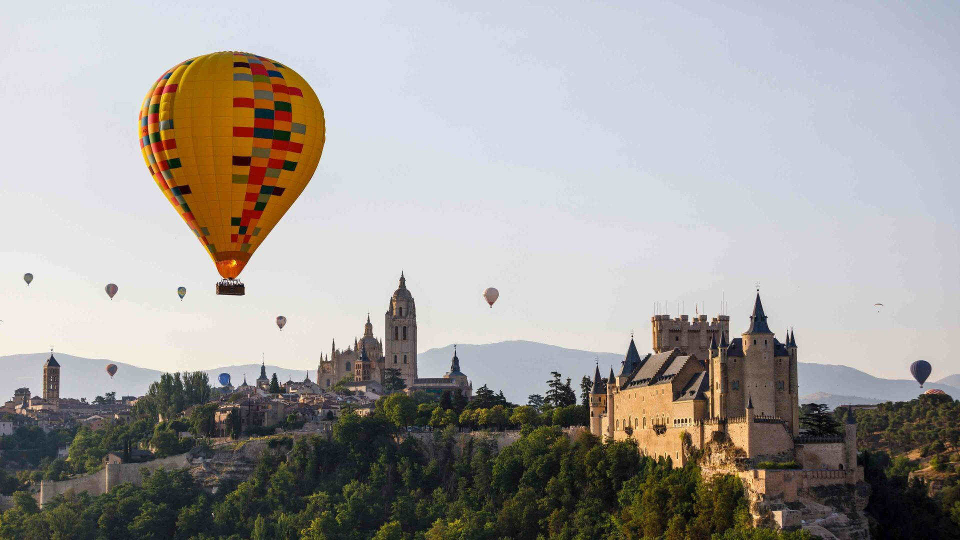 Catalonie Balloon Festival