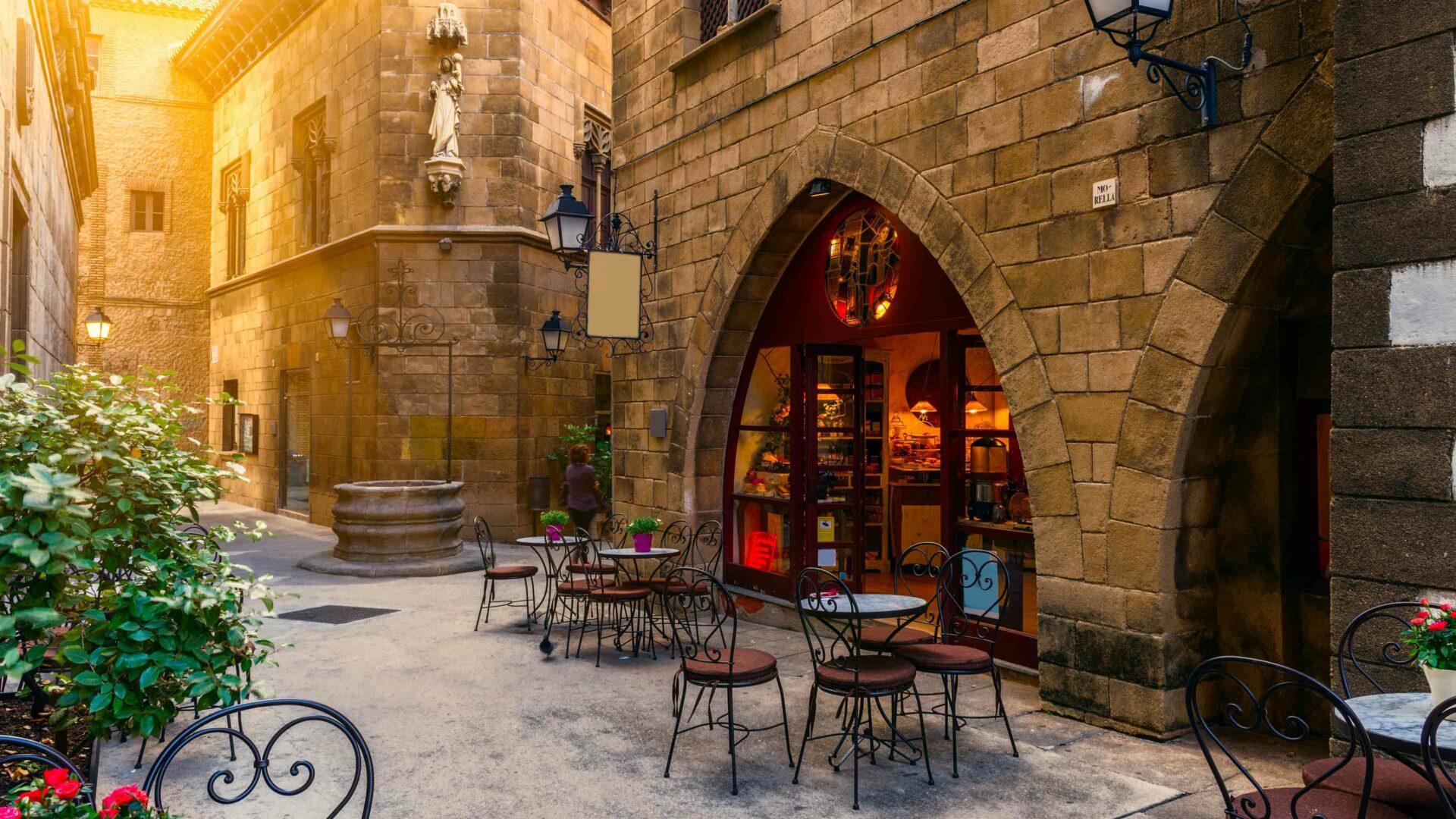 Catalonie Barcelona restaurant