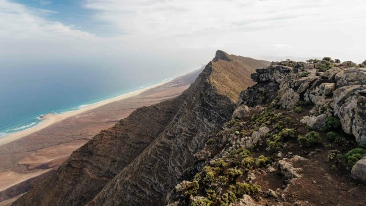 Fuerteventura Pico de la Zarza