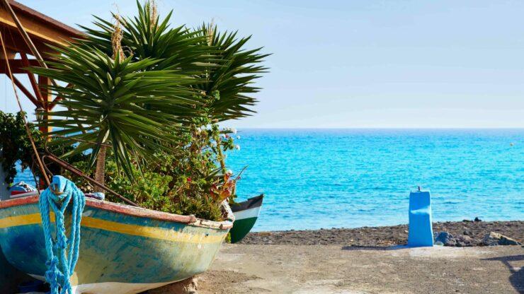 Fuerteventura strand Taralejo