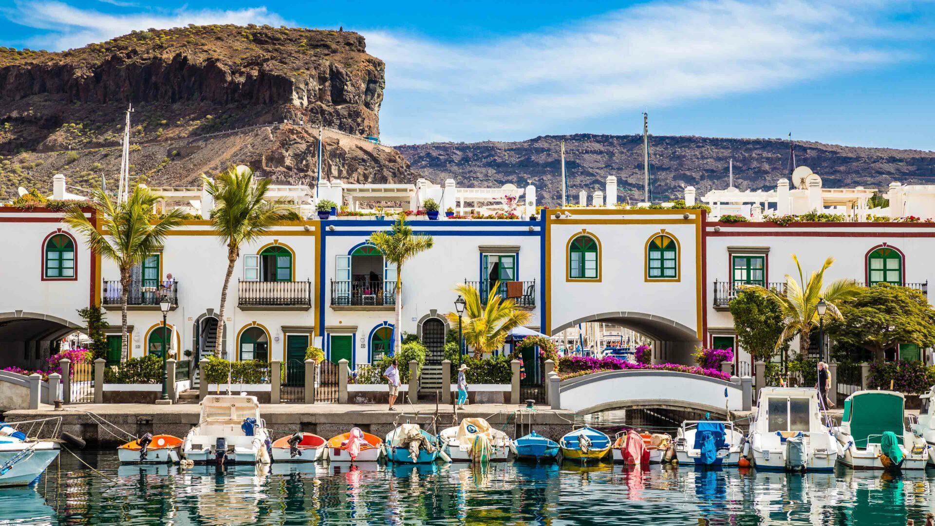 Gran Canaria Puerto de Morgan