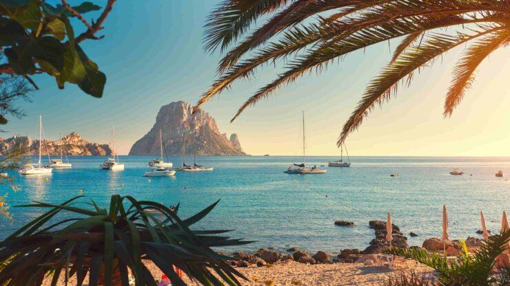 Ibiza Cala d'Hort Es Vedra