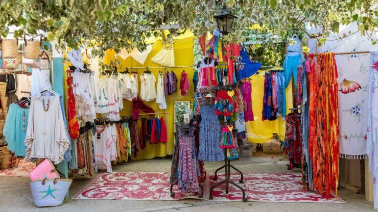 Ibiza markt
