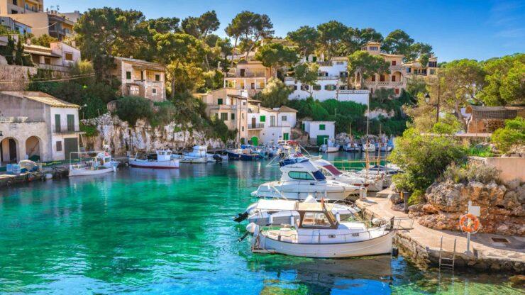 Mallorca Cala Fuguera