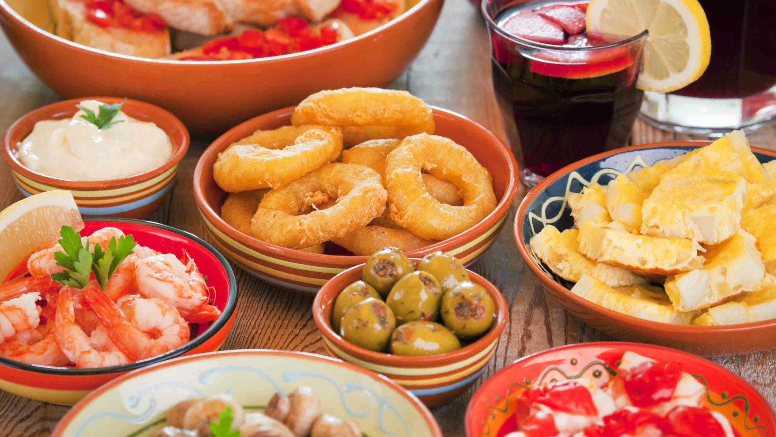 Spanje tapas recepten