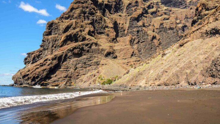 Tenerife strand Masca
