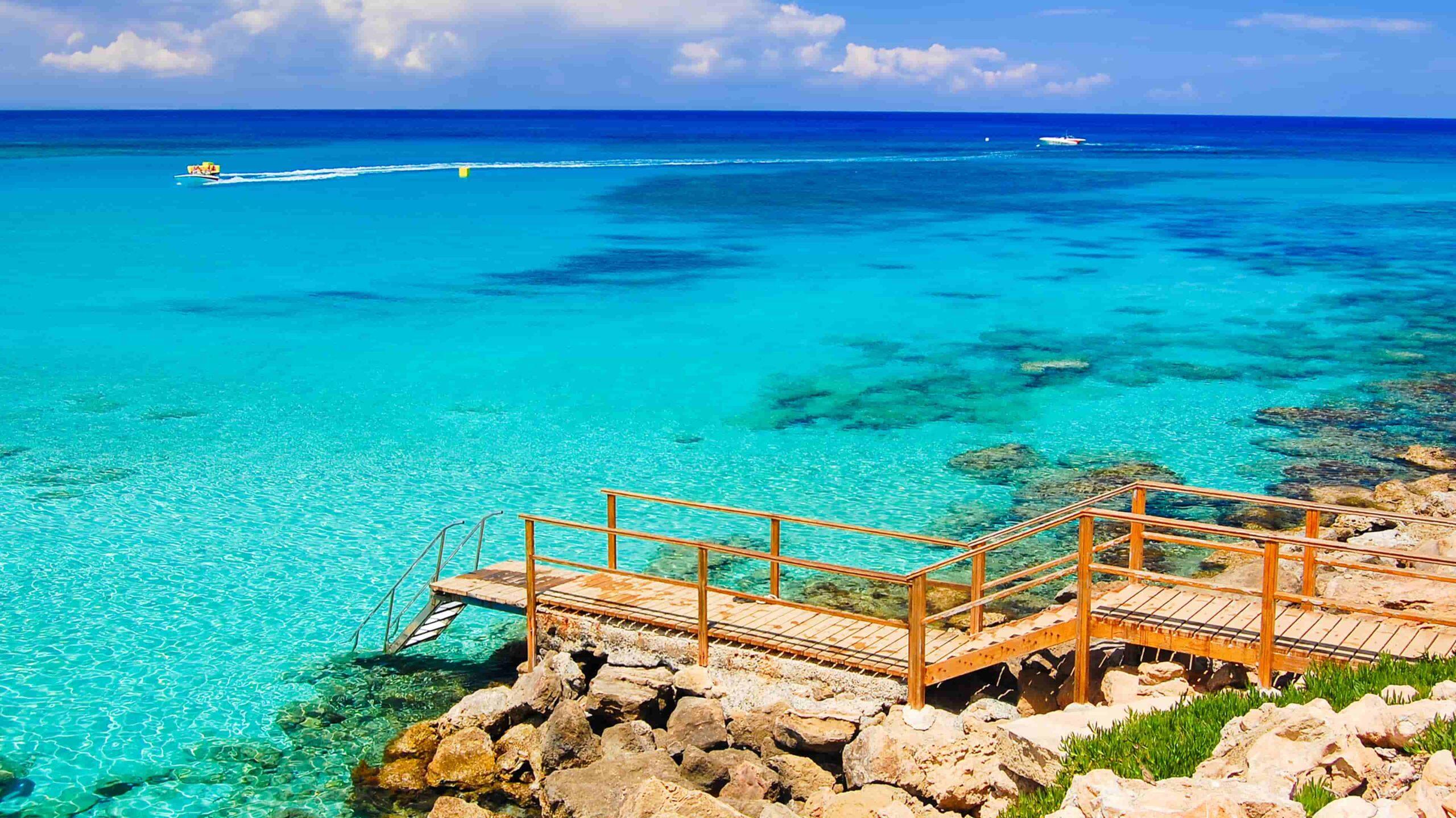 Cyprus Blue Lagoon