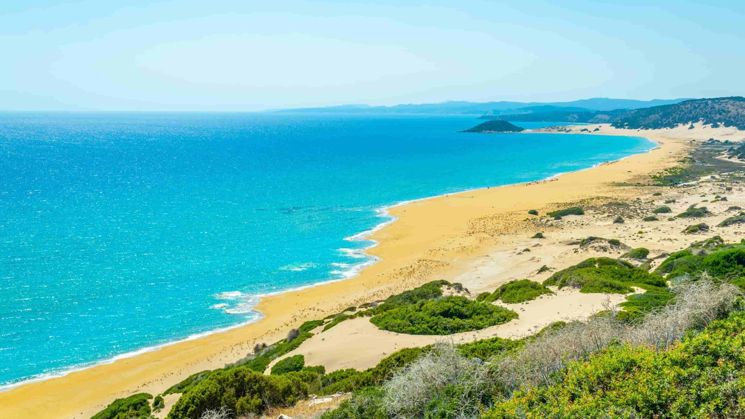 Cyprus Golden Beach