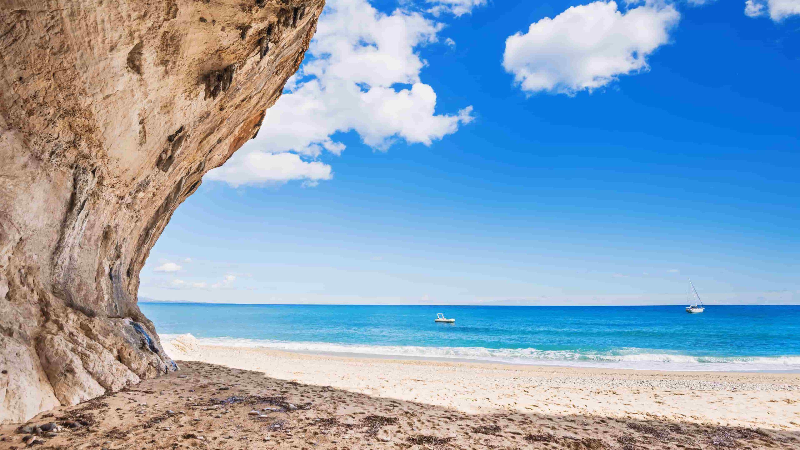 Sardinië strand Cala Luna