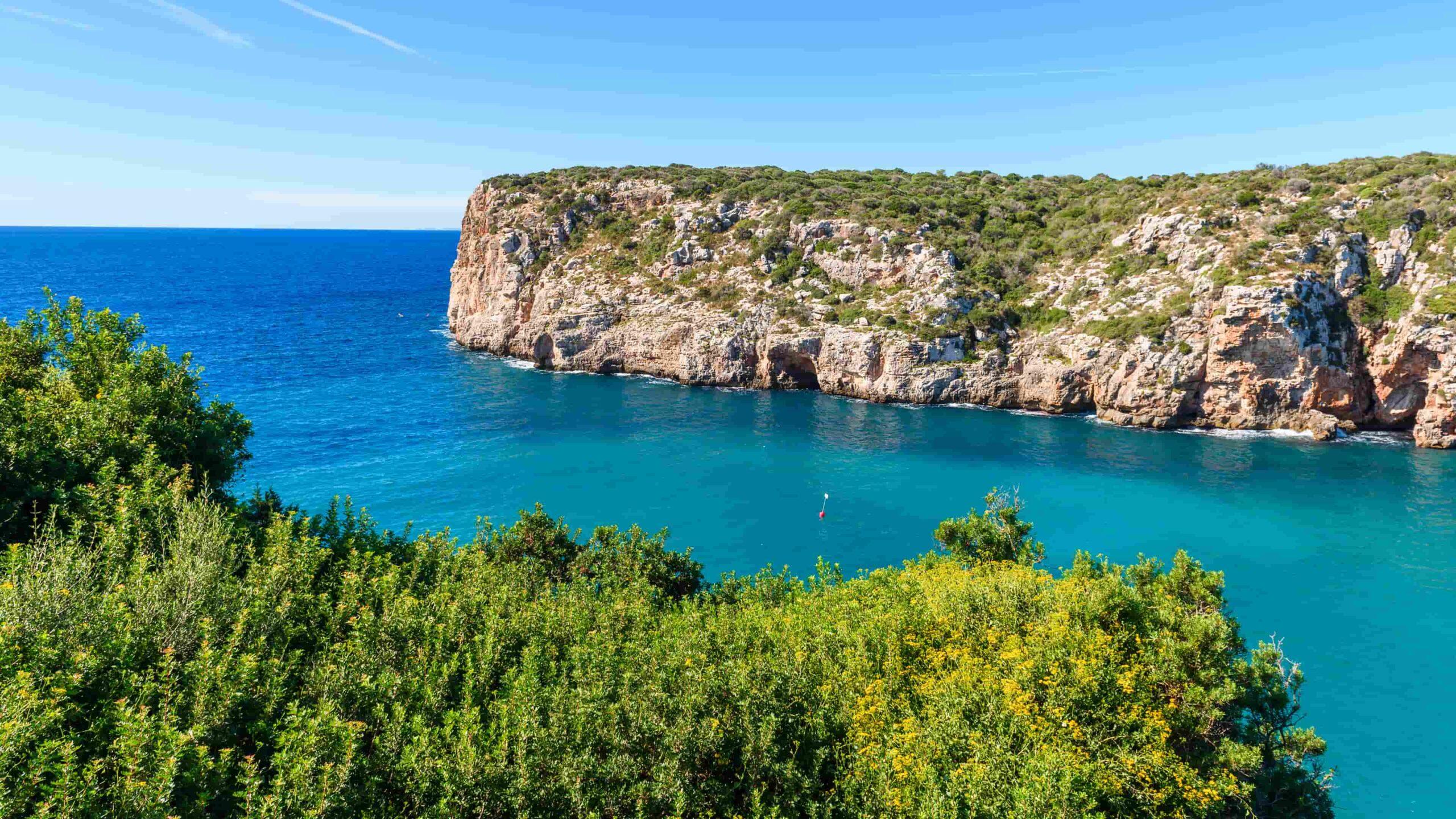 Menorca Cala 'n Porter