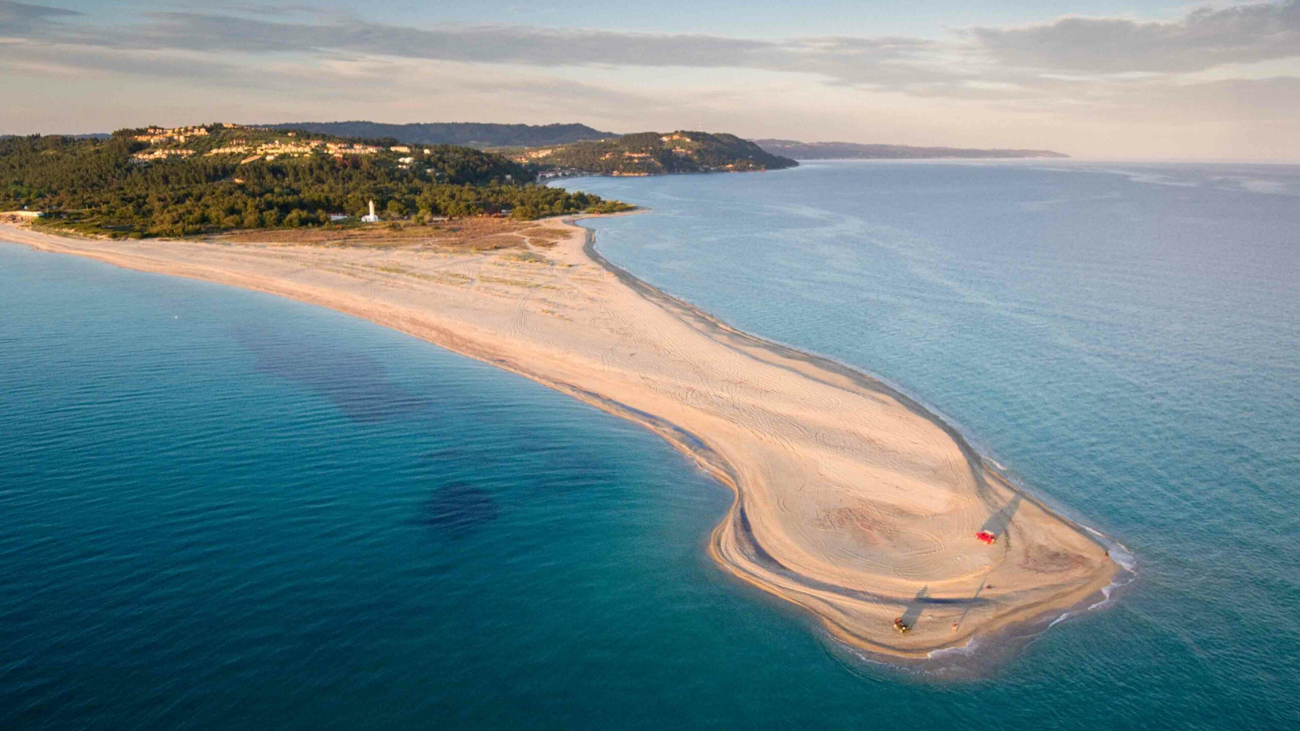 Chalkidiki strand Possidi beach