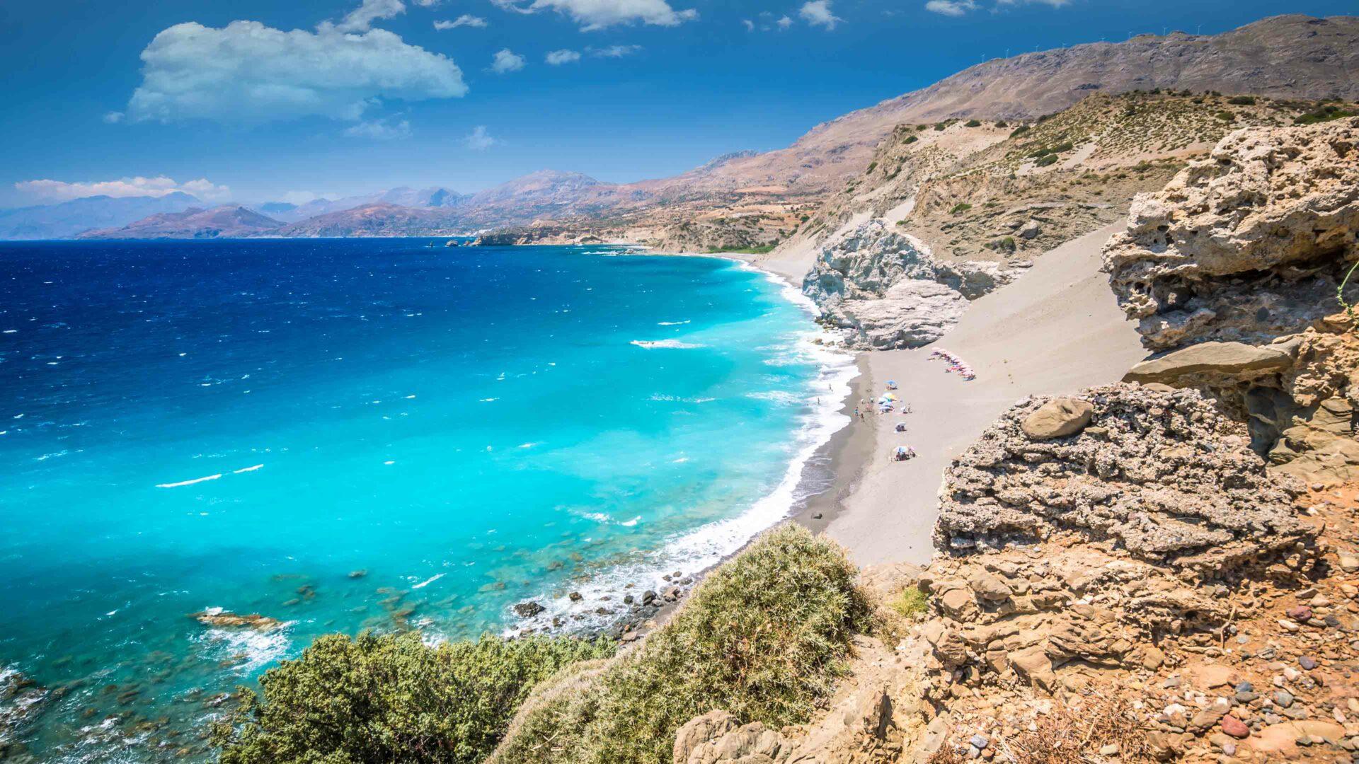 Kreta strand Agios Pavlos