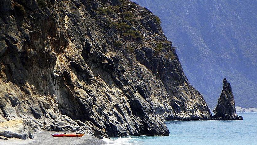 Kreta strand Fournoti