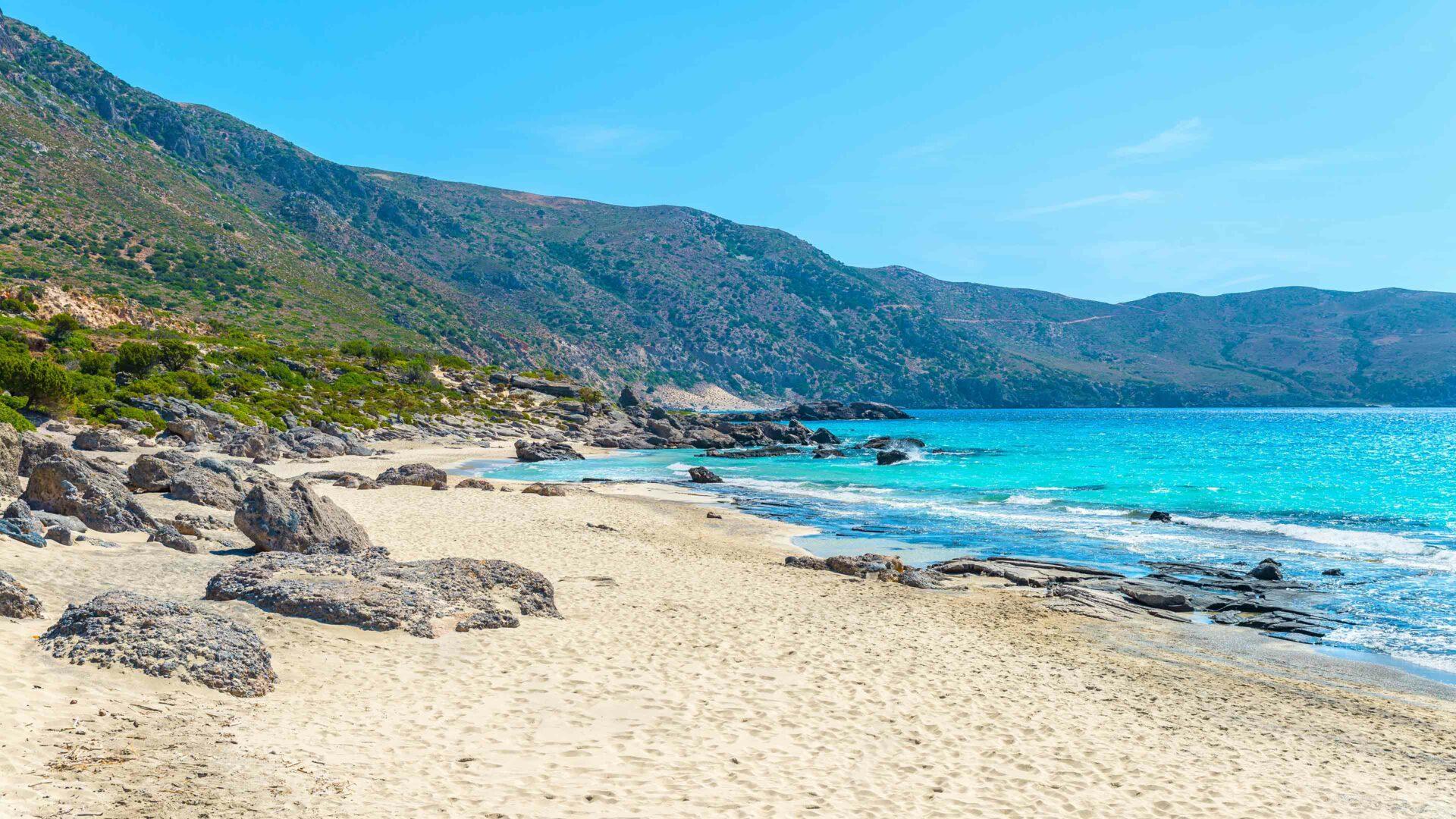 Kreta strand Kedrodasos