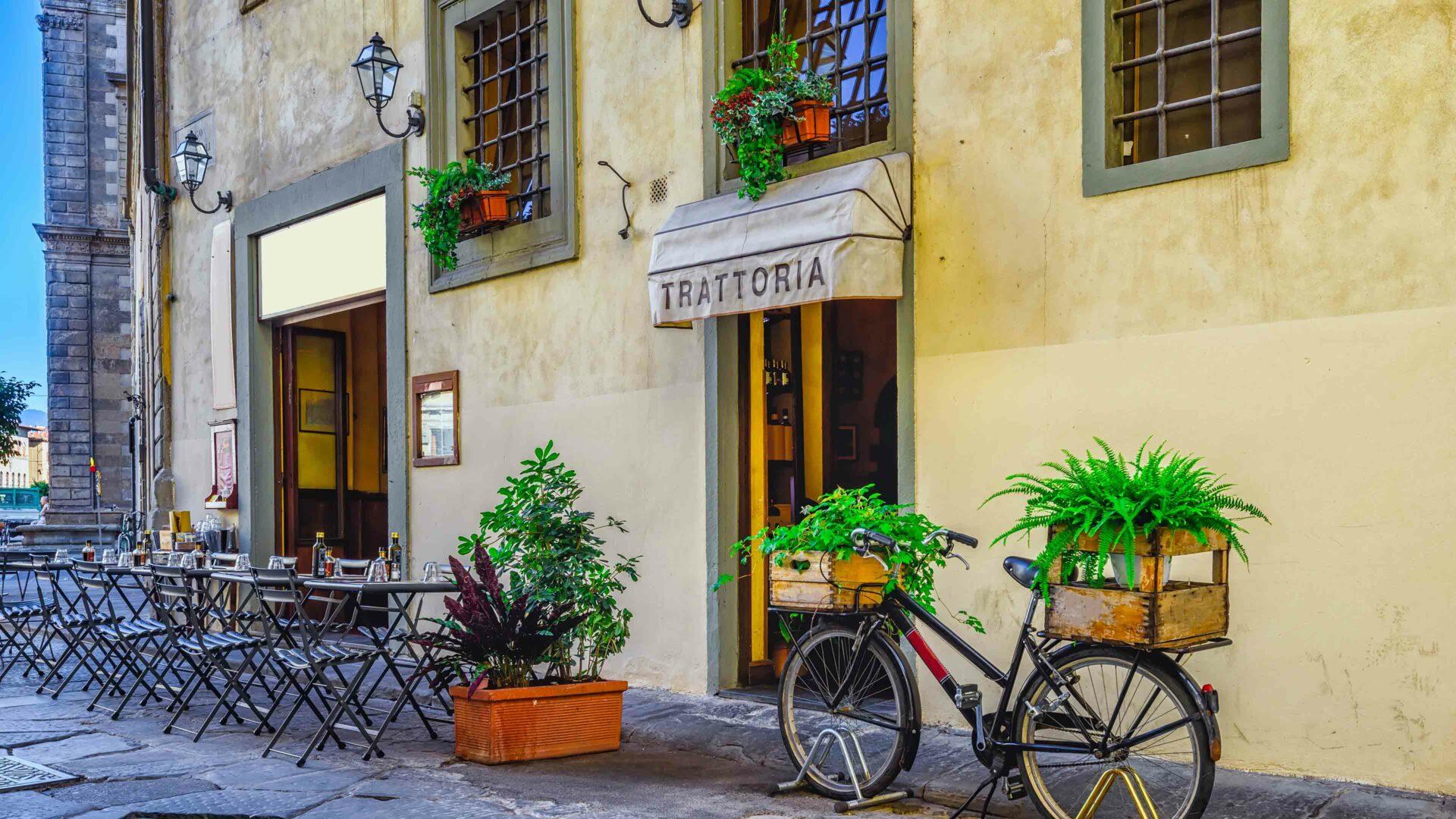 Favoriete restaurants Toscane