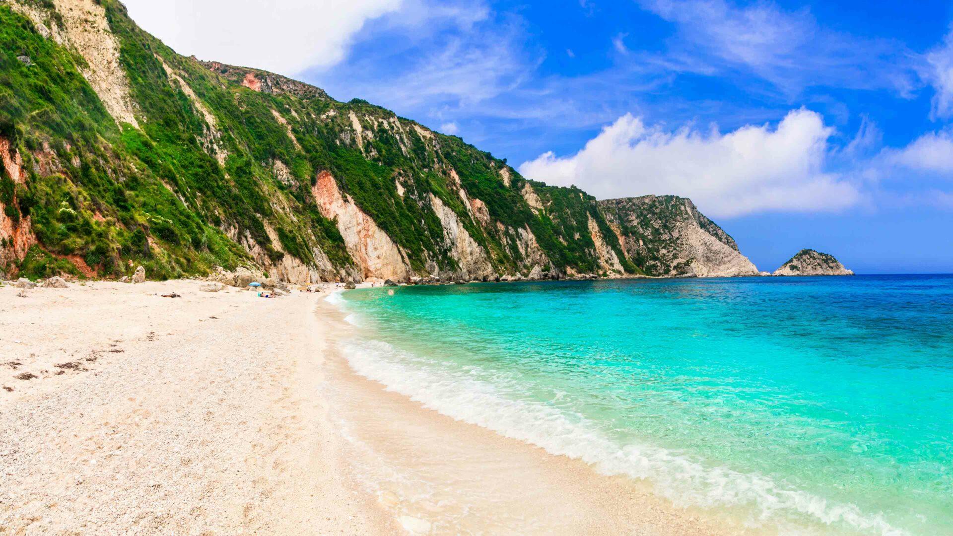 Kefalonia stranden