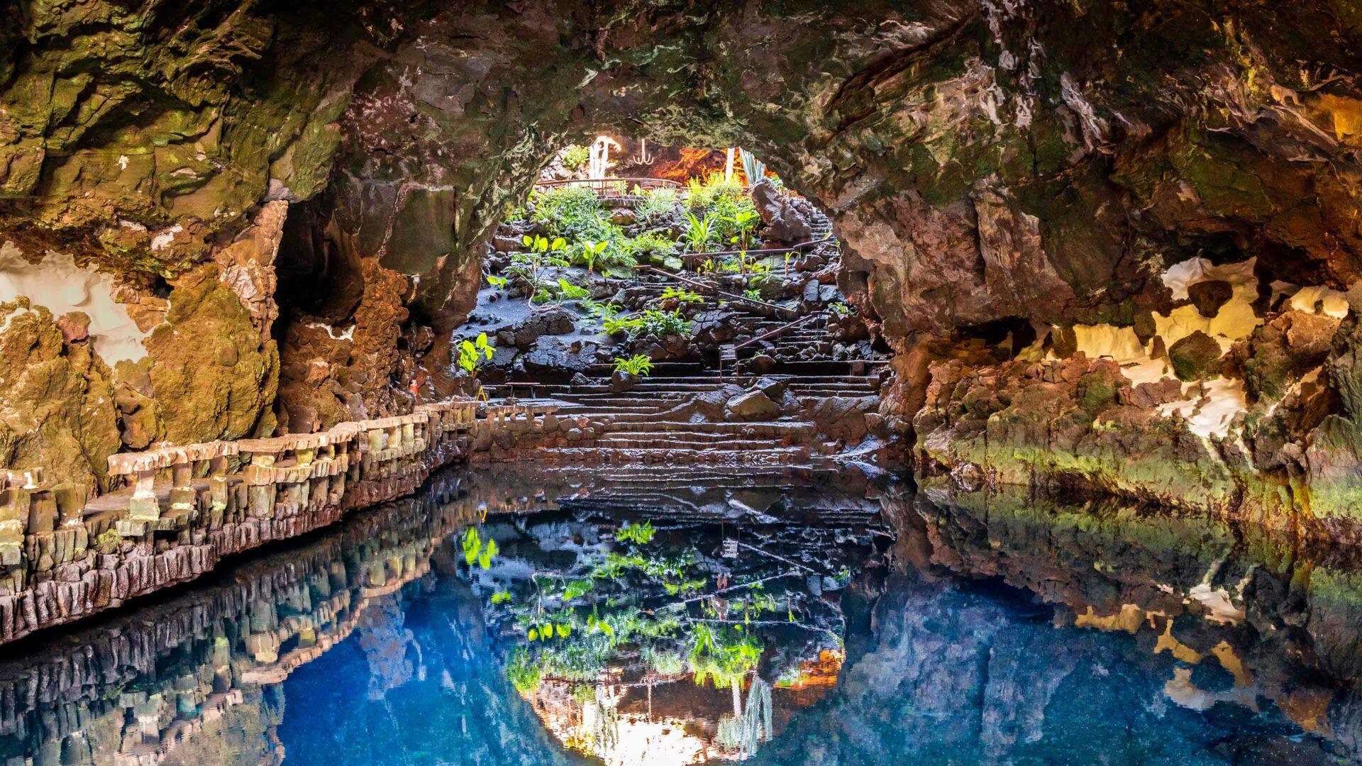 Lanzarote Jameos del Agua